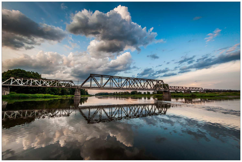 Most Kolejowy Stany